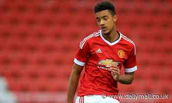 Manchester United recall full back Cameron Borthwick-Jackson from loan spell