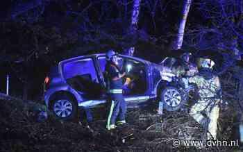 Automobiliste raakt gewond bij eenzijdig ongeval bij Stieltjeskanaal