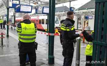 Man uit Stavoren verdacht van brandstichting na vondst jerrycan in trein Leeuwarden