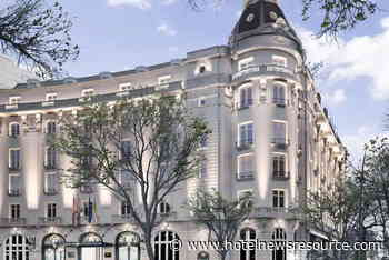 Mandarin Oriental Ritz, Madrid to Open in Summer 2020
