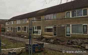 Sloop van 233 woningen in Opwierde-Zuid begonnen