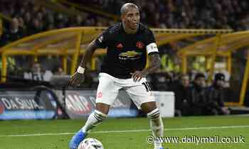 Ashley Young left angered at Manchester United's decision to block move to Inter Milan