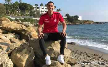 FC Emmen-groeibriljant Ruben Roosken (19) heeft Roberto Carlos als inspiratiebron