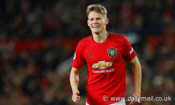 Scott McTominay is 'a modern-day Robbie Savage', claims Paul Parker