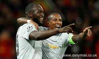 Ashley Young 'received a phone call from Romelu Lukaku' encouraging him to join Inter Milan