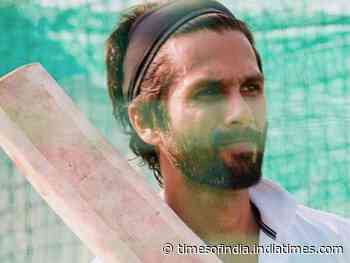 PIC: Shahid starts 'Jersey' shoot in Mohali