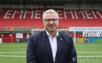 Jan Zwiers, loco-burgemeester van Coevorden, nieuwe directeur FC Emmen