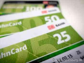Bahncards 50 und 25 werden günstiger