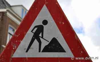 Korendrift in Groningen weekend dicht voor auto's en fietsen; WarmteStad legt kabels en leidingen