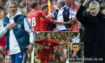 Why no one will love ending Liverpool's unbeaten run more than Jose Mourinho