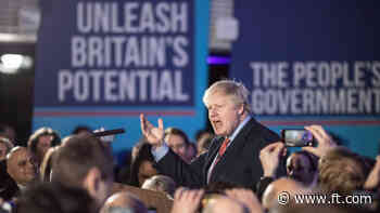 Business looks for way to engage with Boris Johnson