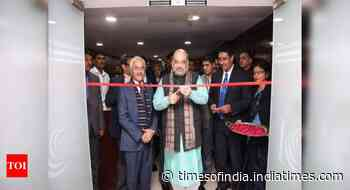 Home minister Amit Shah inaugurates state-of-the-art portal to tackle cyber crimes
