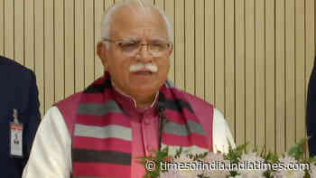 Scientifically proven that one should not marry in same clan: Manohar Lal Khattar