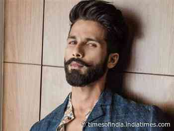 Shahid injured while shooting for 'Jersey'