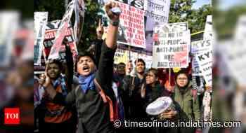 Probe into JNU violence case 'shoddy'; sack Delhi police chief, JNU VC: Congress