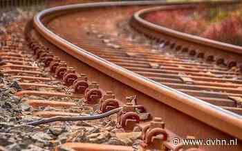 Iemand op spoor tussen Groningen en Roodeschool: treinritten vervallen
