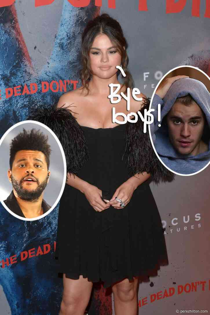 Selena Gomez Dives Deep Into Past Relationships With Justin Bieber & The Weeknd On New Album 'Rare'!