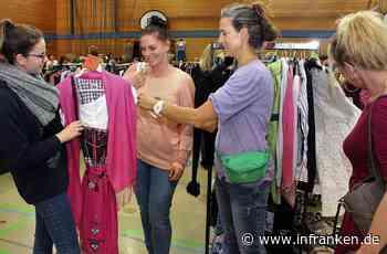 Weibsenkram in Höchstadt ist zurück - jetzt zum Kleiderflohmarkt anmelden