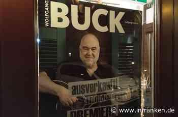 Wolfgang Buck feiert erfolgreiche Premiere in Coburg