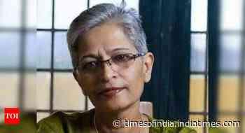Gauri Lankesh murder suspect arrested in Jharkhand