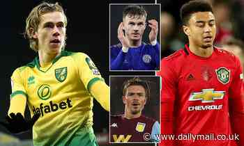 Todd Cantwell has perfect chance to show why he deserves Manchester United transfer