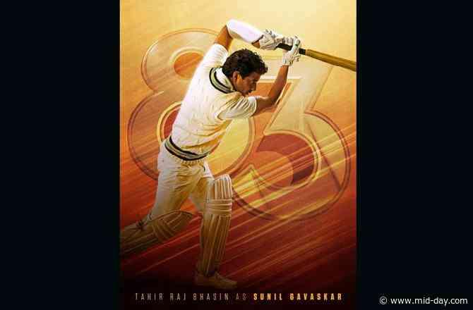 83: Meet Tahir Raj Bhasin as Sunil Gavaskar, the Little Master