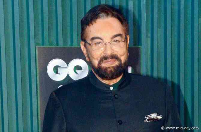 Kabir Bedi comes out in support of Deepika Padukone after Smriti Irani attacked the actress