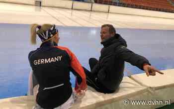 Bondscoach Erik Bouwman moet zorgen voor nieuwe Duitse schaatshelden