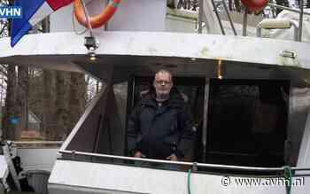 We kregen een rondleiding op de oude boot van Willem Endstra (de bankier van de onderwereld)