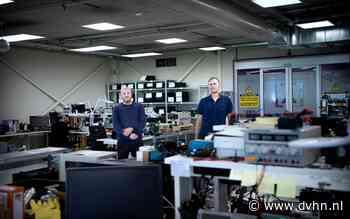 Ondernemingsprijs Westerkwartier naar JC Electronics in Leek