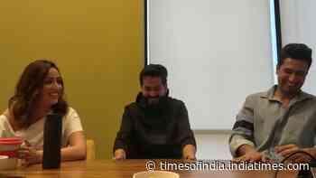 Vicky Kaushal, Yami Gautam celebrate first anniversary of 'Uri: The Surgical Strike'