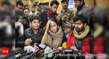 JNUSU claims police ignored messages about mob's presence in varsity on January 5