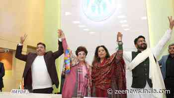 BJP sweeps mayoral election in Chandigarh, wins top three posts
