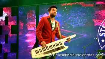 Stephen Devassy performed in taste of Coimbatore