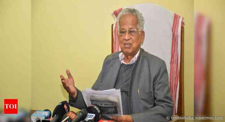 Congress urges Amit Shah to restore Z+ security cover of ex-Assam CM Tarun Gogoi