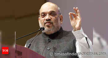 Present state of economy is temporary phase: Amit Shah to students