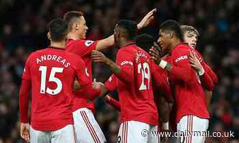 Manchester United 3-0 Norwich - Premier League 2019/20: Live score and updates