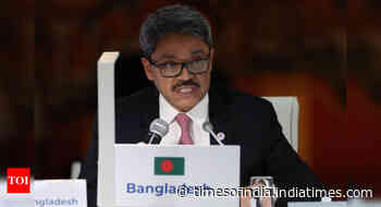 Bangladesh's deputy foreign minister cancels visit to India