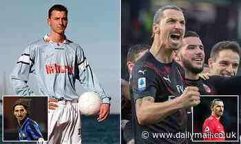 Zlatan Ibrahimovic scores in fourth different decade