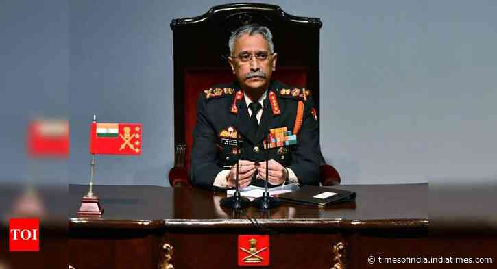 Training of first batch of 100 women for induction into military police started: Army chief