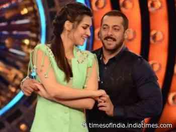 Salman to romance Kriti in 'Kabhi Eid...'