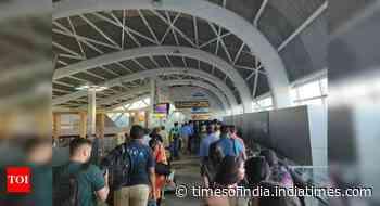 110 pilgrims stopped from boarding Iraq flight in Mumbai