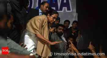 Mamata calls non-TMC CAA protesters 'BJP stooges'