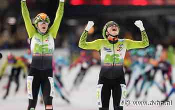 Imke Vormeer wint schaatsmarathon in Groningen en wordt nieuwe nummer 1 in klassement