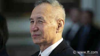 US plans to restart economic talks with China
