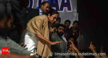 Mamata Banerjee calls non-TMC CAA protesters 'BJP stooges'