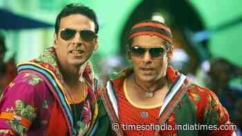 Akshay Kumar suggests title for Salman Khan's upcoming 'Kabhi Eid Kabhi Christmas' sequel