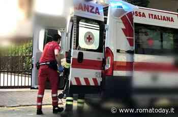 Incidente in via Flaminia, scontro tra due auto: 3 feriti