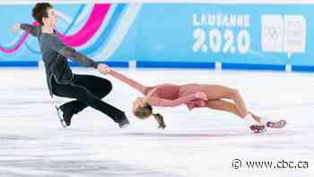 Canadian pair skate to season-best performance at Youth Olympics