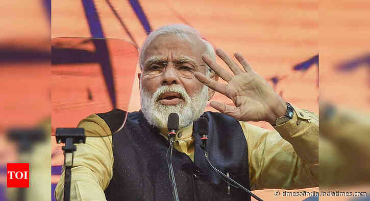 TMC govt not implementing central schemes as there is 'no cut money', says PM Modi
